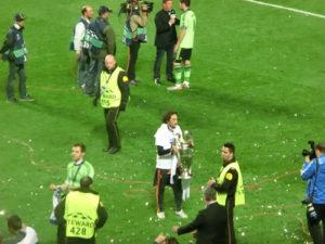 Champions League Finale Lissabon 2014