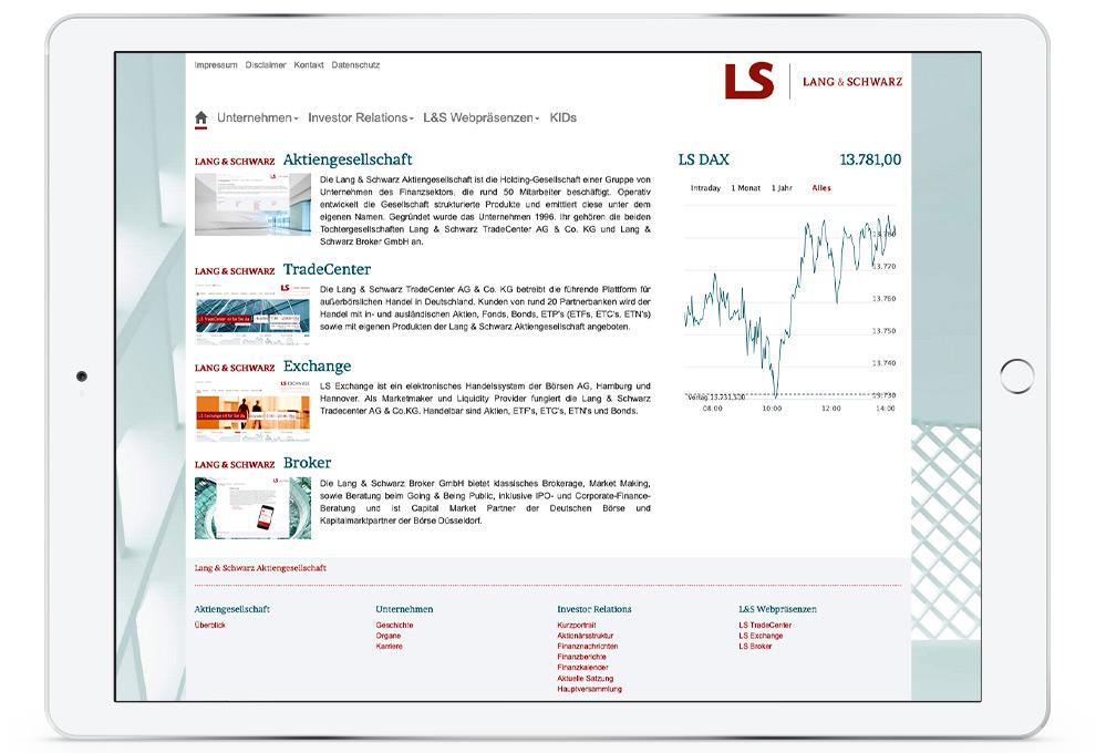 Partner Screens LS 2020