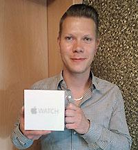 Brokerwahl Gewinner 2015 Apple Watch